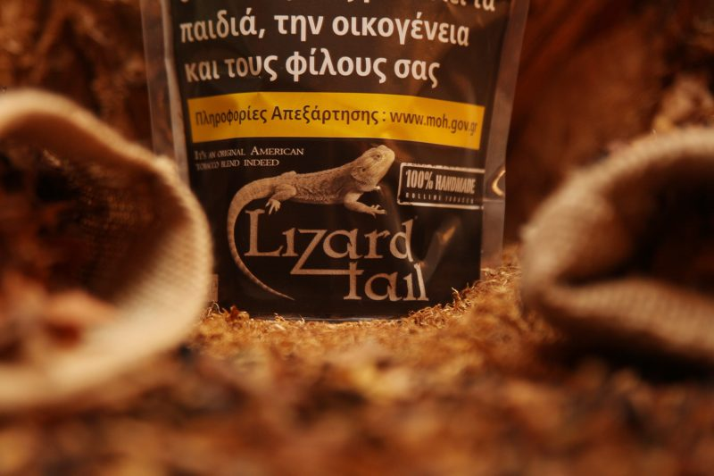 lizardtail-greektobacco