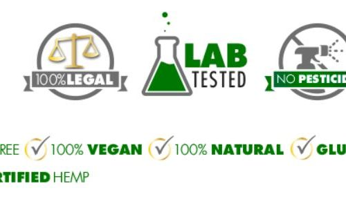 GMO free vegan certification cbd oils